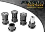 Audi S3 Mk1 8L 4WD 99-03 Powerflex Black Rear Wishbone Inner Bushes PFR3-510BLK